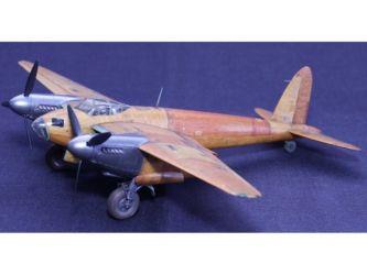 Class 11 Gold - De Havilland Mosquito PR Mk.IV by Daryl Gamble