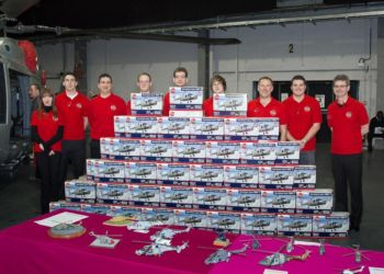 Airfix team photo by Rob Sullivan
