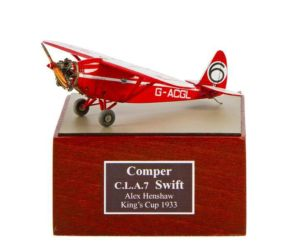 Class 09 Gold - Comper C.L.A.7 Swift by Vaclav Hochmuth