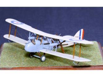 Class 33 Gold - AirCo, Mann & Grimmer Battle Plane by Rod Ulrich