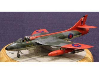 Class 04 Gold - Hawker Hunter FGA.9 by Joeseph Fenech