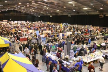 Scale ModelWorld 2016 view of Hall 2