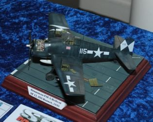 SMW 2016 JUNIOR BEST OF SHOW - F6F-5 Hellcat by Pavlina Samalova