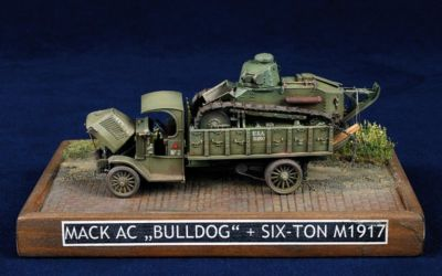 Scale ModelWorld 2010 Best Military Vehicle photo by Chris Ayre