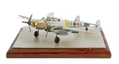 Class 06 Gold - Messerschmitt Bf 110E by Jiri Votapek