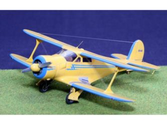 Class 26 Gold - Beechcraft Staggerwing by Hugh Beyts