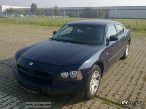 2006 Dodge 27L V6 Charger  Car Photo and Specs