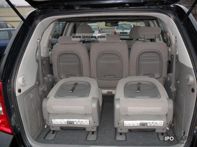 2006 Kia Carnival 2 9 7 Seats Car Photo And Specs