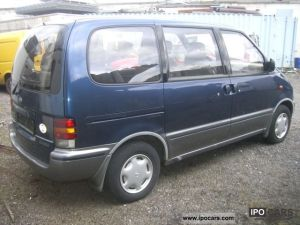 1992 Nissan serena review