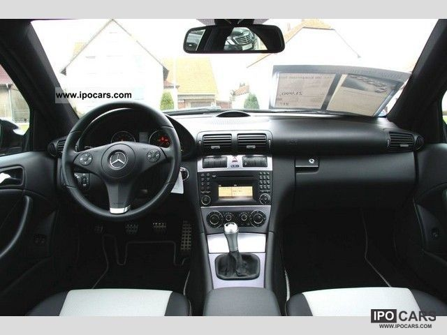 2010 Mercedes Benz CLC 180 Kompressor Sportc Leather Car
