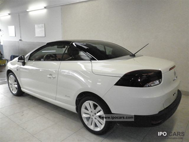 2012 Renault Megane Coupe Cabriolet Floride Tce 130 Car Photo And Specs