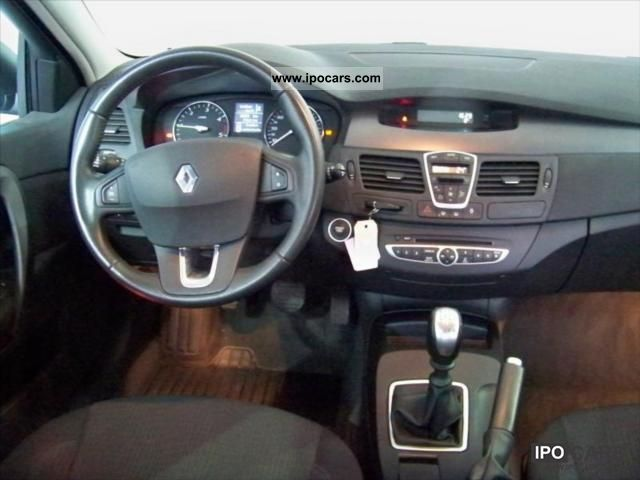 2009 Renault Laguna Iii 2 0 Dci 150 Expression Car Photo And Specs