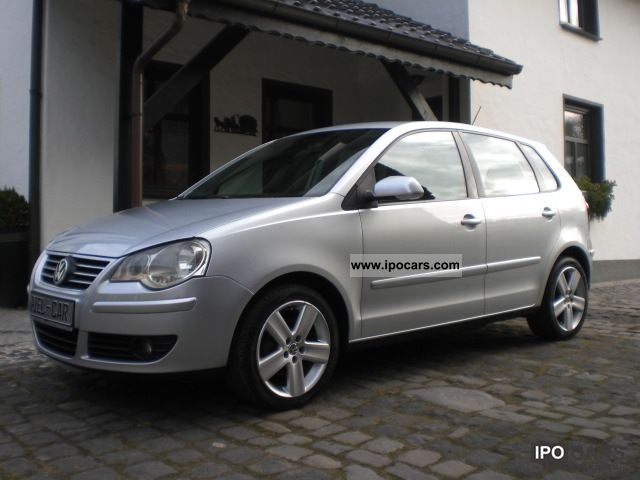 2005 Volkswagen Polo Sport 1 4 16v Line Car Photo And Specs