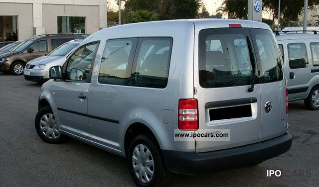 2011 Volkswagen Caddy Tdi 6 1 Car Photo And Specs