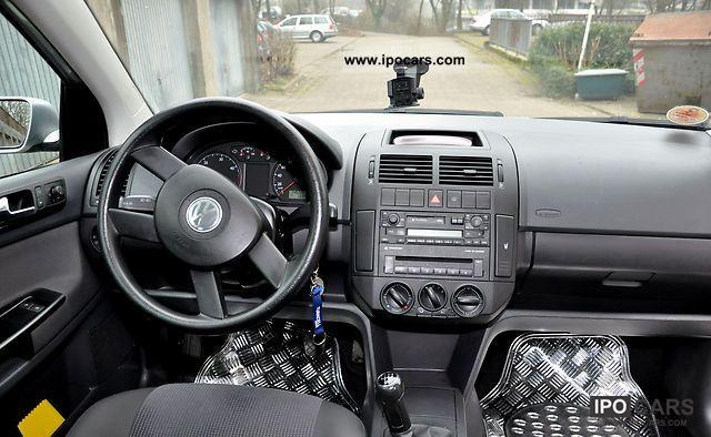 2005 Volkswagen Polo 1 9 Tdi Comfortline Car Photo And Specs