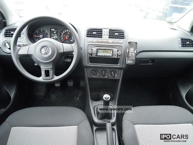 2010 Volkswagen Polo 1 2 Tdi Trendline 5 Door Air 99g Km