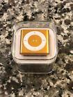 Apple iPod shuffle 4th Generation Gold (2GB) New Open Box PC749LL/A