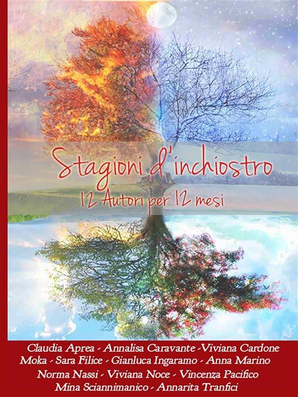 Copertina Stagioni D'Inchiostro, da IBS