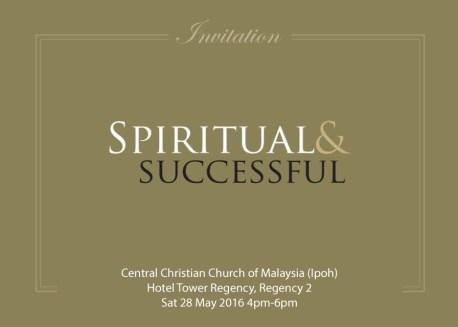 Spiritual & Success 2016