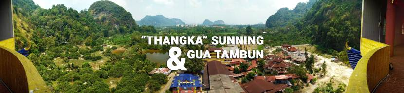 Spending Your 2016 Vesak Day Holiday - Tambun Tibetan Pagoda