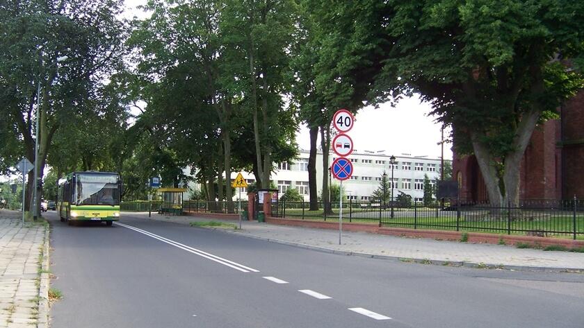 ulica wojska polskiego będzie zamknięta