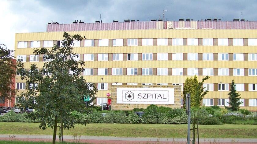 Policki szpital uboższy o jedną klinikę