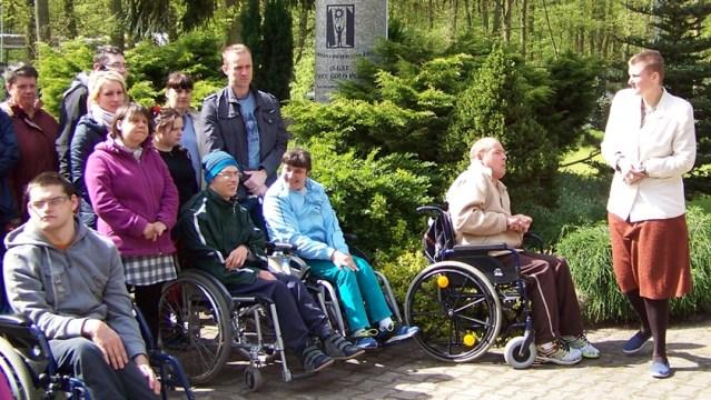 dorośli niepełnosprawni