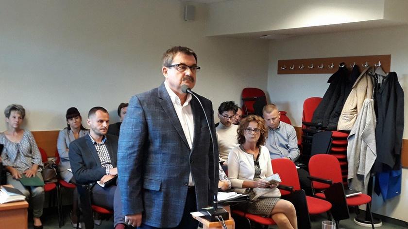 Jerzy Moroz, pełnomocnik ds. rozwiązywania problemów alkoholowych