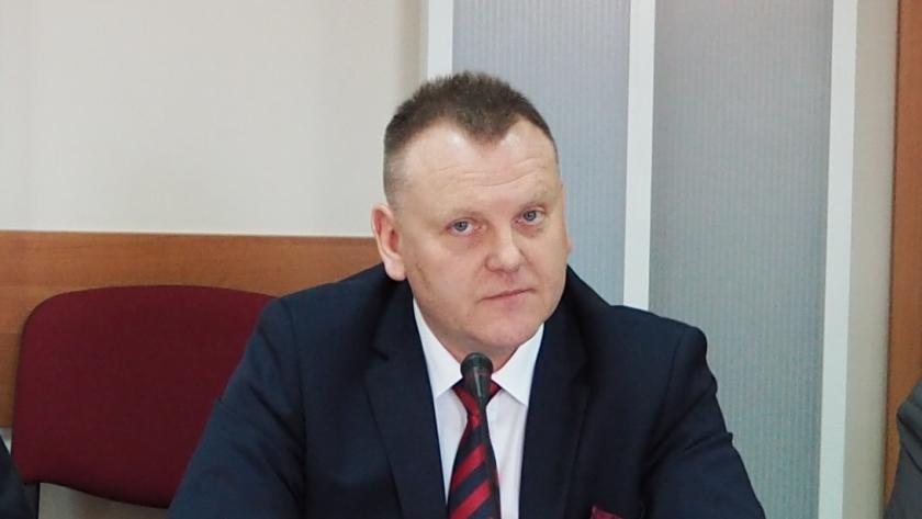radny Adam Pacholik