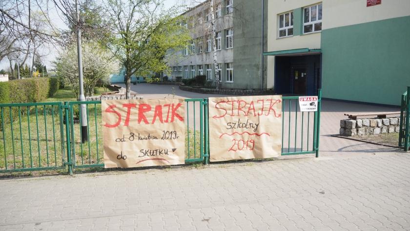 strajk w SP5