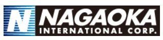 IPO ナガオカ ロゴ