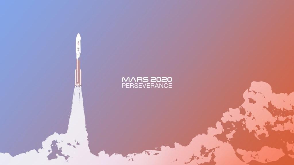 NASA Perseverance Launch