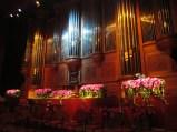 Organ and stage Taipei Concert hall