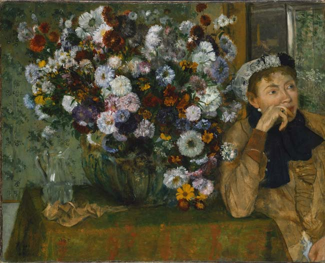 Mastering-Composition-Degas-Flowers-Painting-2