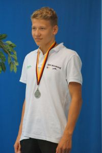 Paul Reither in Aktion