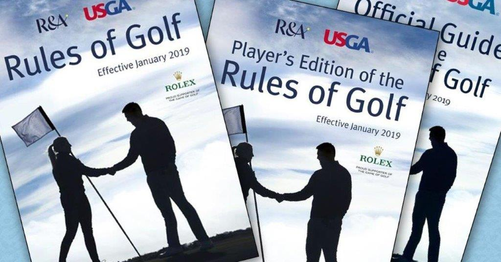 New Rules for Golf in 2019 will influence P&P?