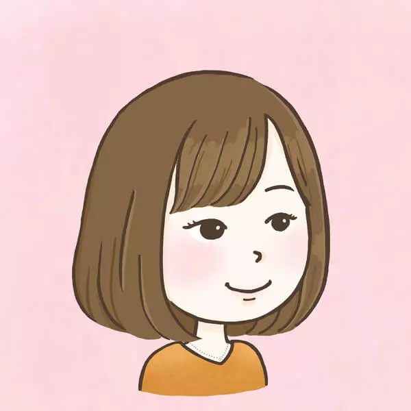 coppe/こっぺの似顔絵画像