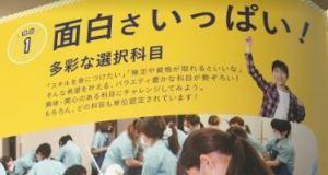 大阪向陽台高校の選択科目