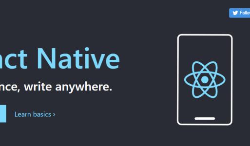用React Native 來寫APP expo CLI