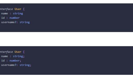 Typescript 基礎教學 能不會卻不能不知道
