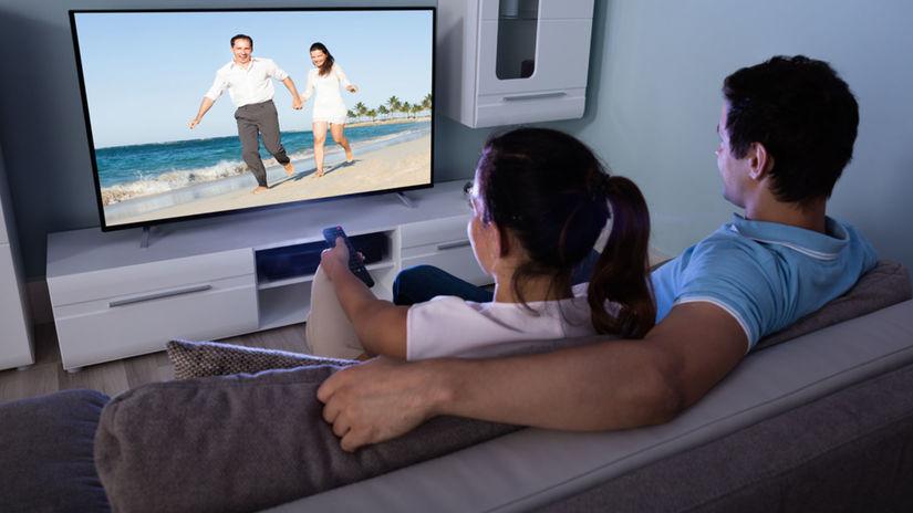 manželia, televízia