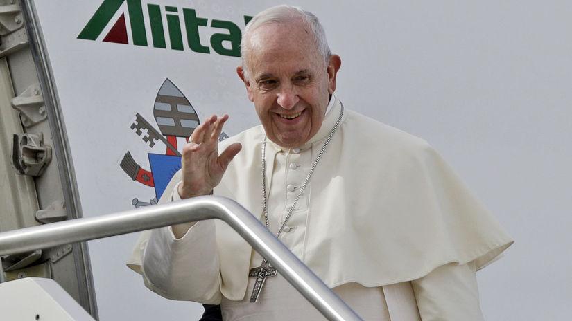 Vatikán Jemen SAE pápež výzva