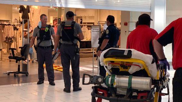 Pri streľbe v nákupnom centre zahynul osemročný chlapec ...