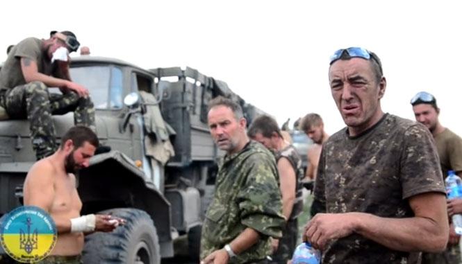 Бойцы 72-й бригады рассказали правду, которую руководители страны решили не замечать