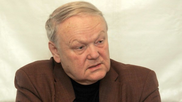 Умер поэт Борис Олийнык, - ОБНОВЛЕНО - iPress.ua
