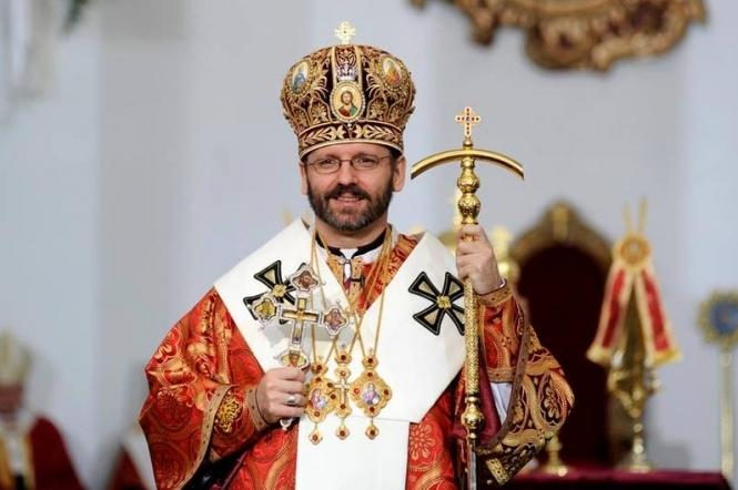 """Глава УГКЦ: """"Коли Ватикан і Москва підписують якісь спільні тексти, то нам годі очікувати чогось доброго"""""""