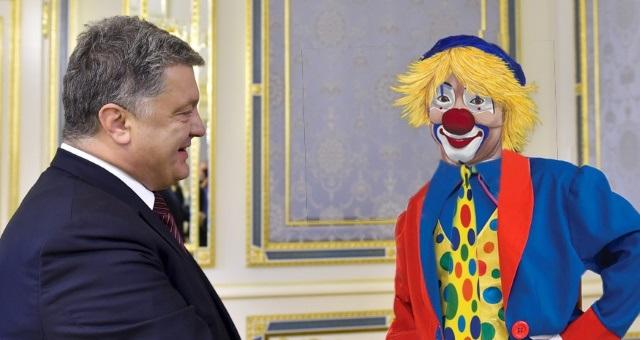 Petro Poroshenko møder udenrigsminister Kristian Jensen