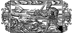 Achievement_of_Starkater_-_Olaus_Magnus_1555