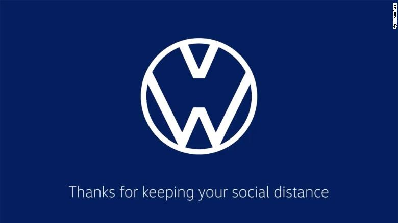 Volkswagen separated its V and W.