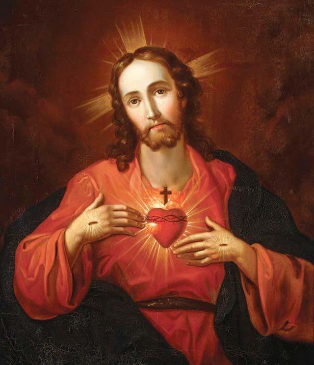 Read more about the article Novena al Sacro Cuore di Gesù – dal 2 al 10 giugno